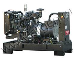 Дизельный генератор Fogo FDF/FDG 100 I (109 кВА)