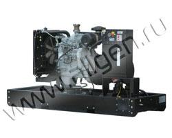 Дизель электростанция Fogo FI100 мощностью 110 кВА (88 кВт) на раме