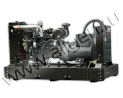 Дизель электростанция Fogo FB130 мощностью 140 кВА (112 кВт) на раме