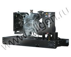 Дизель электростанция Fogo FB80 мощностью 88 кВА (70 кВт) на раме