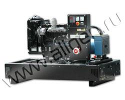 Дизельный генератор Fogo FDF 12 P мощностью 11 кВт