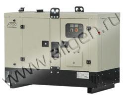 Дизельный генератор Fogo FDG 15 M мощностью 13 кВт