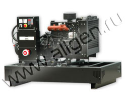 Дизельный генератор Fogo FM20 мощностью 18 кВт