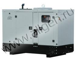 Дизельный генератор Fogo FDG 32 M мощностью 26 кВт