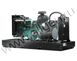 Дизель электростанция Fogo FV130 мощностью 143 кВА (114 кВт) на раме