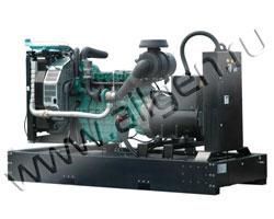 Дизель электростанция Fogo FV180 мощностью 205 кВА (164 кВт) на раме