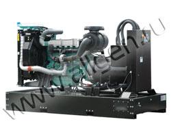 Дизельный генератор Fogo FV250 (220 кВт)