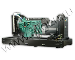 Дизельный генератор Fogo FV325 (356 кВА)