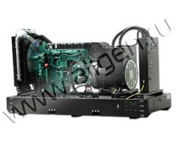 Дизель электростанция Fogo FV375 мощностью 413 кВА (330 кВт) на раме