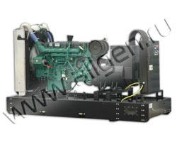 Дизельный генератор Fogo FV460 (406 кВт)