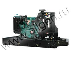 Дизель электростанция Fogo FV85 мощностью 93 кВА (74 кВт) на раме