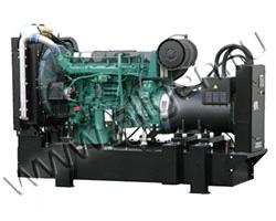 Дизельный генератор Fogo FDF/FDG 600 V (654 кВА)