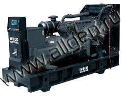 Дизельный генератор FPT GEC250ED (220 кВт)