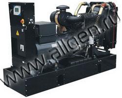 Дизель электростанция FPT GEN100MA мощностью 110 кВА (88 кВт) на раме