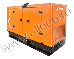 Дизельный генератор FPT GE/GS CURSOR250n (220 кВт)