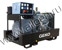Дизель электростанция Geko 100003 ED-S/DEDA мощностью 110 кВА (88 кВт) на раме