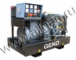 Дизельный генератор Geko 40003 ED-S/DEDA (35 кВт)