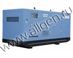 Дизельная электростанция Geko 430000 ED-S/DEDA с наработкой