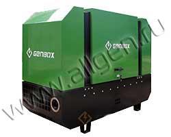 Дизельный генератор GENBOX YD8MS в шумозащитном кожухе