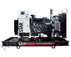 Дизельный генератор Genmac G315CO/CS (350 кВА)