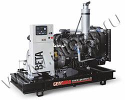 Дизельный генератор Genmac G50IO/IS (44 кВт)