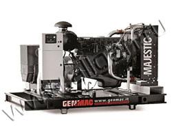 Дизельный генератор Genmac G450IO/IS (481 кВА)
