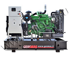 Дизельный генератор Genmac G200JO (176 кВт)