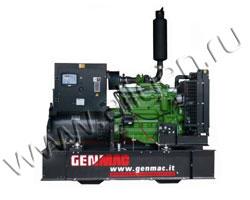 Дизельный генератор Genmac RG10MO/MS на раме