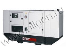 Дизельный генератор Genmac G40IOM (ISM) мощностью 35.2 кВт