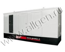 Дизельный генератор Genmac G500VO/VS в шумозащитном кожухе