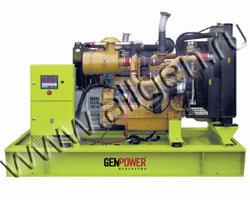 Дизельный генератор GenPower GCS 100 (80 кВт)