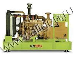 Дизельный генератор GenPower GCT 250 (200 кВт)