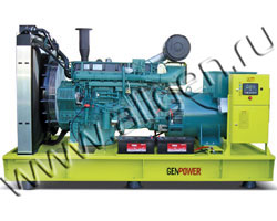Дизельный генератор GenPower GVP 630  (504 кВт)