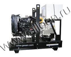 Дизельный генератор Gesan DPA 10E мощностью 7 кВт