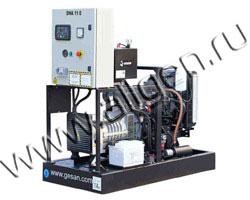 Дизельный генератор Gesan QI 10 / QIS 10 мощностью 8 кВт