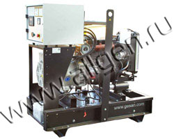 Дизельный генератор Gesan DHA 25E мощностью 18 кВт
