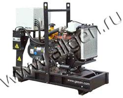 Дизельный генератор Gesan DHA 45E (35 кВт)