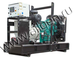Дизельный генератор Gesan DVA 220E (220 кВА)