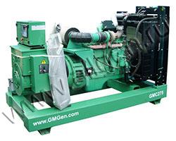Дизельный генератор GMGen GMC275 (220 кВт)