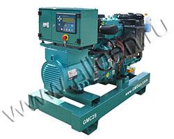 Дизельный генератор GMGen GMC28 (27 кВА)