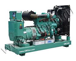 Дизель электростанция GMGen GMC400 мощностью 400 кВА (320 кВт) на раме