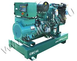 Дизельный генератор GMGen GMC44 (35 кВт)