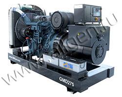 Дизельный генератор GMGen GMD275 (220 кВт)