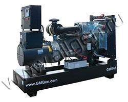 Дизельный генератор GMGen GMI165 (132 кВт)