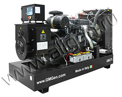 Дизельный генератор GMGen GMI275 (220 кВт)