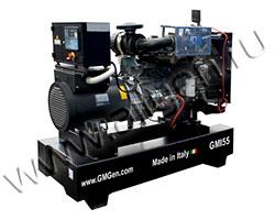 Дизельный генератор GMGen GMI55 (44 кВт)