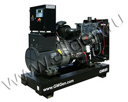 Дизельный генератор GMGen GMI95 (75 кВт)