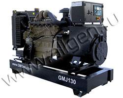 Дизельный генератор GMGen GMJ130 (137 кВА)