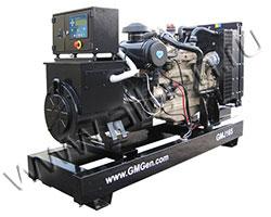 Дизельный генератор GMGen GMJ165 (132 кВт)