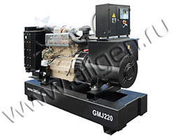 Дизельный генератор GMGen GMJ220 (220 кВА)